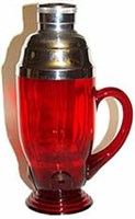 Maker: New Martinsville Glass Co.