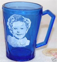 Shirley Temple Glass Mug