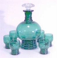 Shaeffer Decanter Set